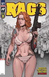 [Rags #1 (2nd Printing) (Product Image)]