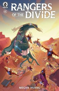 [Rangers Of The Divide #1 (Product Image)]
