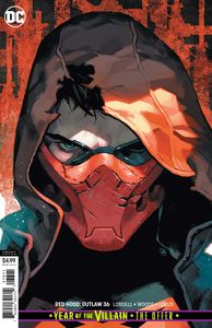 [Red Hood: Outlaw #36 (Card Stock Variant Edition YOTV The Offer) (Product Image)]