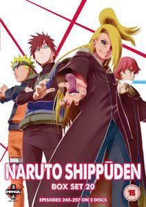 [Naruto Shippuden: Volume 20 (Product Image)]