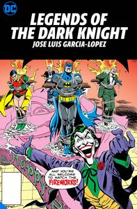 [Legends Of The Dark Knight: Jose Luis Garcia-Lopez (Hardcover) (Product Image)]