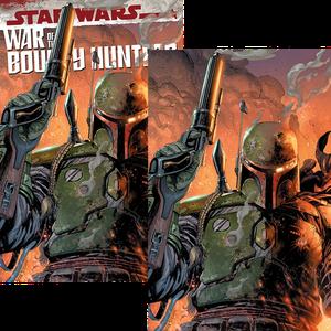 [Star Wars: War Of The Bounty Hunters #1 (Tyler Kirham Variant Set) (Product Image)]
