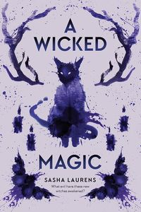 [A Wicked Magic (Hardcover) (Product Image)]