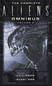 [Complete Aliens Omnibus: Volume Six (Product Image)]