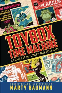[Toybox Time Machine (Hardcover) (Product Image)]