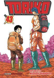 [Toriko: Volume 43 (Product Image)]