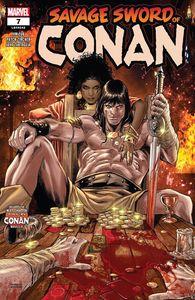 [Savage Sword Of Conan #7 (Product Image)]