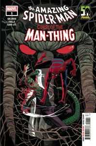 [Spider-Man: Curse Of Man-Thing #1 (Product Image)]