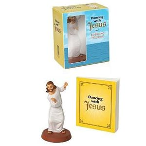 [Dancing With Jesus: Bobbling Figurine Kit (Product Image)]
