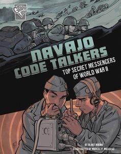 [Amazing World War Ii Stories: Navajo Code Talkers (Product Image)]