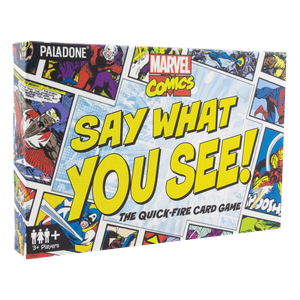 [Marvel: Say What You See (Product Image)]