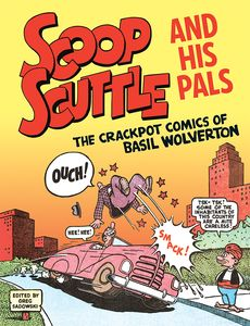 [Scoop Scuttle & His Pals Wolverton (Product Image)]