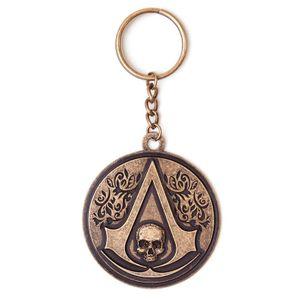 [Assassin's Creed IV: Keychain: Logo (Product Image)]