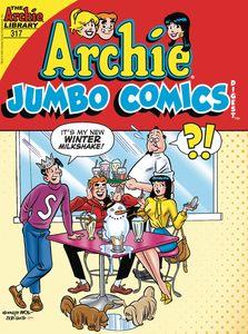[Archie: Jumbo Comics Digest #317 (Product Image)]