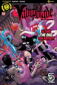 [Vampblade #12 (Cover A Young) (Product Image)]