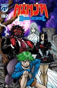 [Ninja High School #182 (Product Image)]