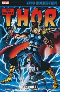 [Thor: Epic Collection: Runequest (Product Image)]