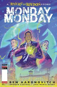 [Monday Monday: Rivers Of London #1 (Cover A Fish Signed Edition) (Product Image)]