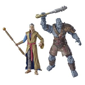 [Thor: Ragnarok: Marvel Legends 80th Anniversary Action Figure: Grand Master & Korg 2-Pack (Product Image)]