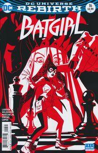 [Batgirl #16 (Variant Edition) (Product Image)]