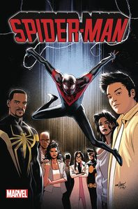 [Spider-Man: Miles Morales: Volume 4 (Product Image)]