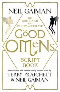 [The Quite Nice & Fairly Accurate Good Omens Script Book (Product Image)]