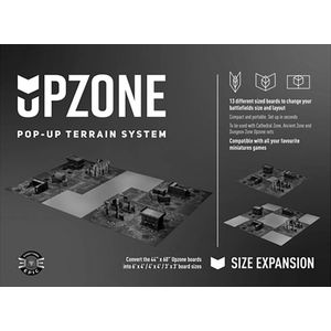 [Upzone: Pop-Up Terrain System: Map Customization Pack (Product Image)]