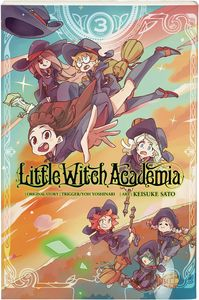 [Little Witch Academia: Volume 3 (Product Image)]