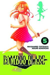 [Bamboo Blade: Volume 5 (Product Image)]