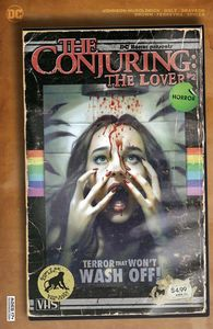 [DC Horror Presents: The Conjuring: The Lover #2 (Ryan Brown Cardstock Variant) (Product Image)]