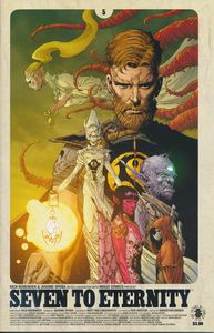 [Seven To Eternity #5 (Silver Foil Variant) (Product Image)]