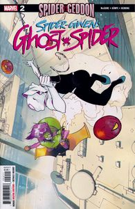 [Spider-Gwen: Ghost Spider #2 (Product Image)]