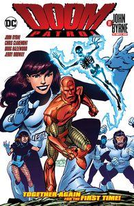 [Doom Patrol: By John Byrne: Omnibus (Hardcover) (Product Image)]