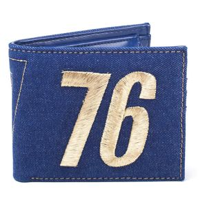 [Fallout 76: Bifold Wallet: Vintage Denim (Product Image)]