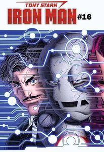 [Tony Stark: Iron Man #16 (Bradshaw Immortal Variant) (Product Image)]