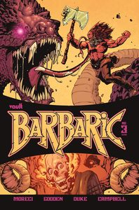 [Barbaric #3 (Cover A Gooden) (Product Image)]