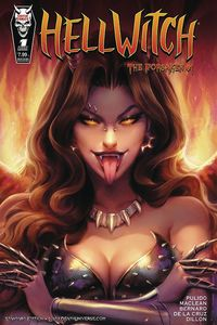 [Hellwitch: Forsaken #1 (Cover A Standard) (Product Image)]