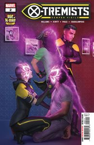 [Age Of X-Man: X-Tremists #2 (Product Image)]