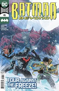 [Batman Beyond #46 (Product Image)]