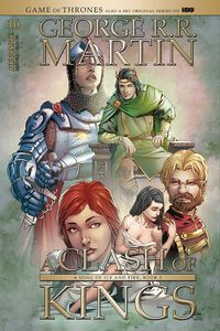 [Game Of Thrones: Clash Of Kings #16 (Cover B Rubi) (Product Image)]