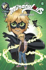 [Miraculous Adventures Ladybug Cat Noir #2 (Cover B) (Product Image)]