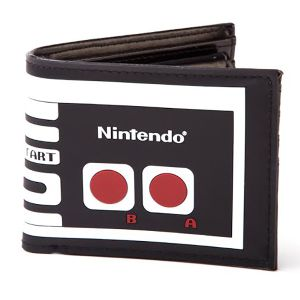 [Nintendo: Wallet: Controller (Product Image)]