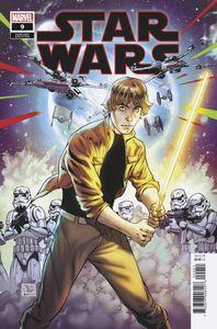 [Star Wars #9 (Daniel Variant) (Product Image)]