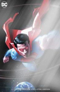 [Action Comics #1009 (Manapul Silver Variant) (Product Image)]