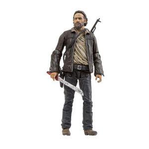 [Walking Dead: TV: Series 8 Action Figure: Rick Grimes (Product Image)]