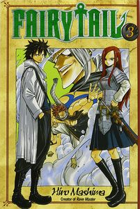 [Fairy Tail: Volume 3 (Product Image)]