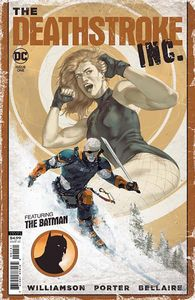 [Deathstroke Inc #1 (Cover E Dima Ivano Card Stock Variant) (Product Image)]