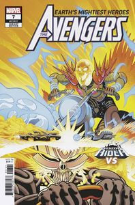 [Avengers #7 (Moore Cosmic Ghost Rider Variant) (Product Image)]