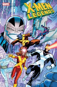 [X-Men: Legends #3 (Product Image)]