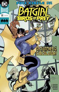 [Batgirl & The Birds Of Prey #19 (Product Image)]